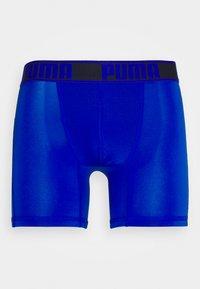 Puma - ACITVE BOXER 2 PACK - Underkläder - blue combo - 1