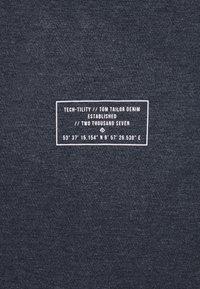 TOM TAILOR DENIM - Print T-shirt - sky captain blue - 5