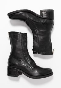 A.S.98 - Lace-up ankle boots - nero - 3