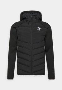 BONES TECH JACKET - Light jacket - black