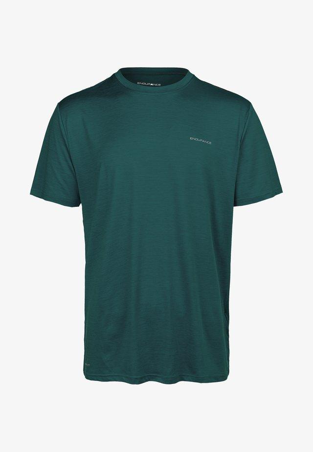 VERNON  - Basic T-shirt - ponderosa pine