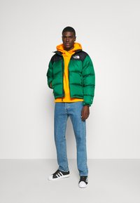 The North Face - 1996 RETRO NUPTSE JACKET - Dunjakke - evergreen - 1