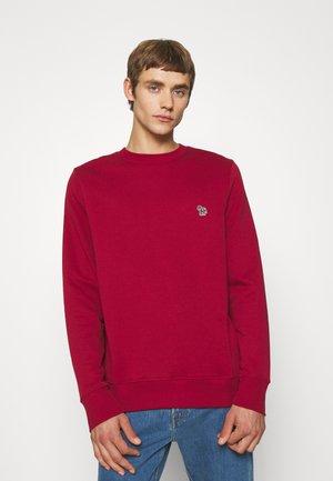 REG FIT UNISEX - Sweatshirt - bordeaux