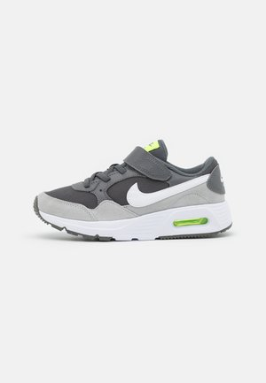 AIR MAX UNISEX - Zapatillas - iron grey/white/grey fog/volt