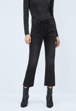 DION - Bootcut jeans - blue denim