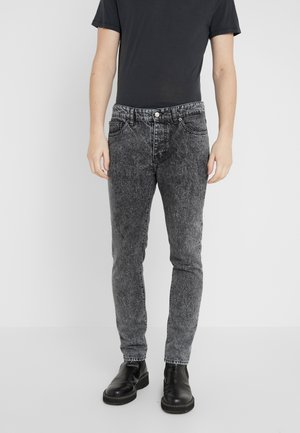 JIMBO - Jeans slim fit - dark grey