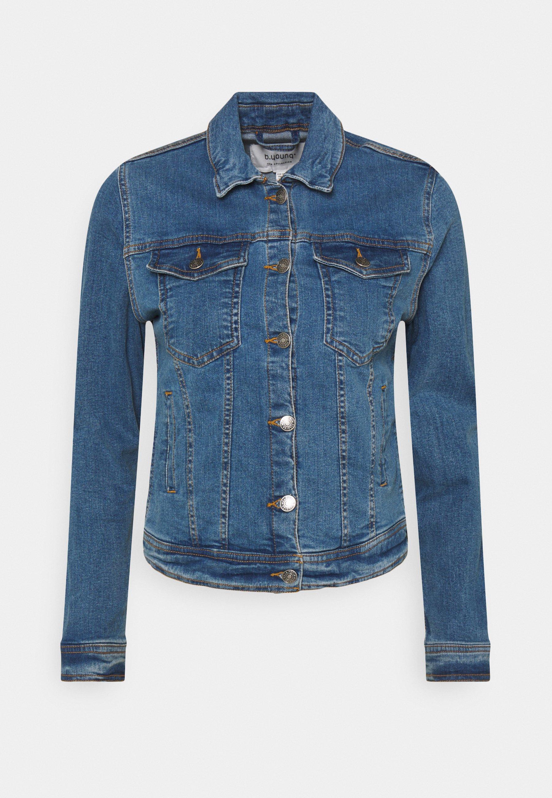 Women BYPULLY JACKET - Denim jacket