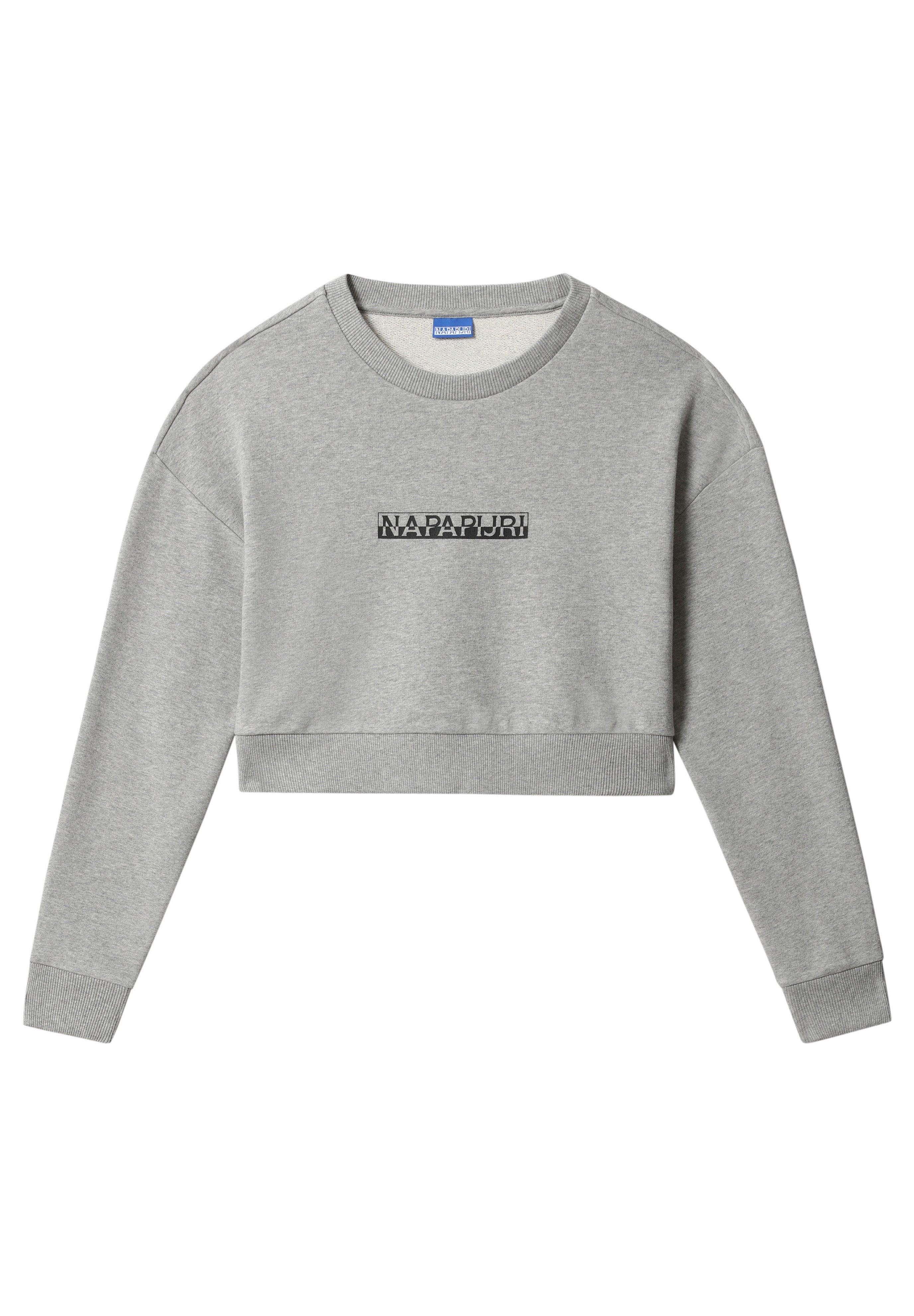 Femme B-BOX CROPPED CREW - Sweatshirt