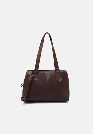 Handbag - dark brown
