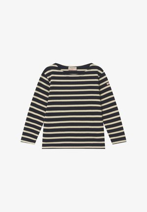MARINIÈRE ERWANN KIDS - Svetr - dark blue/off-white