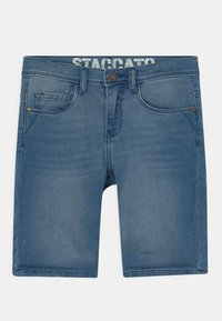 Staccato - BERMUDAS KID - Jeansshort - light blue denim - 2