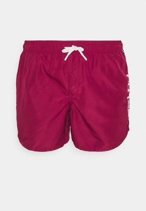 BEACHWEAR - Swimming shorts - bordeaux