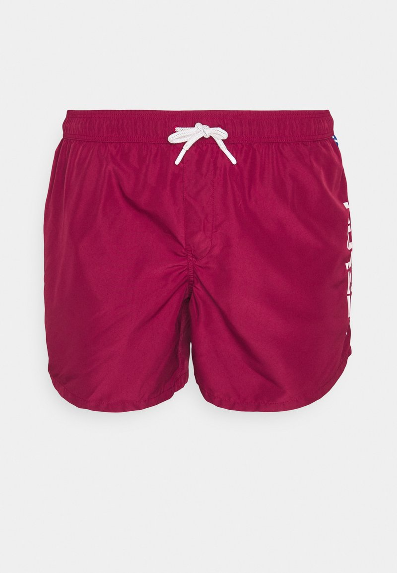 Replay - BEACHWEAR - Swimming shorts - bordeaux