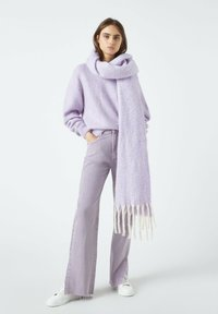 PULL&BEAR - Jumper - purple - 1