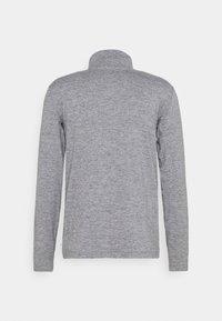 Calvin Klein Golf - NEWPORT HALF ZIP - Sports shirt - silver - 1