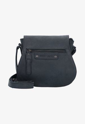 VINTAGE REVIVAL  - Across body bag - black