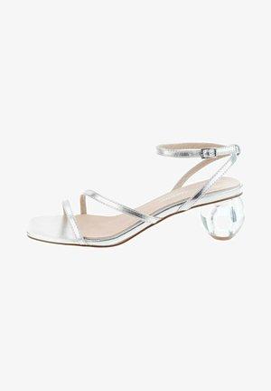 VALLICO - Sandals - silver