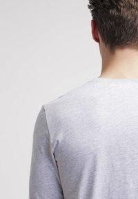 Lacoste - Maglietta a manica lunga - silver chine - 5