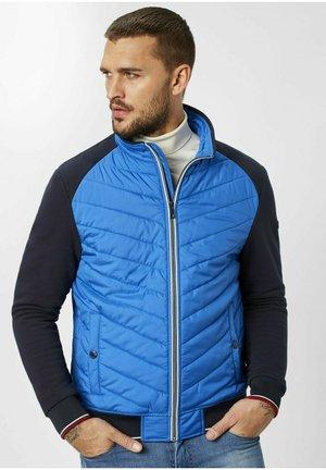 Light jacket - electric blue