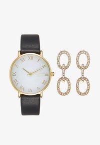 Anna Field - SET - Reloj - black/gold-coloured - 1