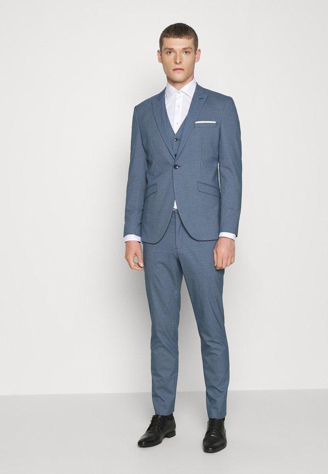 SLHSLIM HOUND  SUIT SET - Costume - ashley blue
