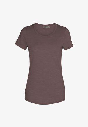 SPHERE TEE - Basic T-shirt - mink