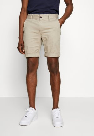 ESSENTIAL - Shorts - stone