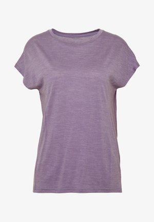 ACTIVIST TEE - Basic T-shirt - lavender woods