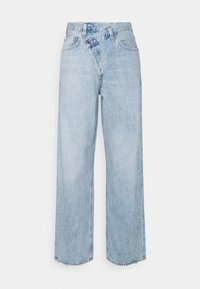 CRISS CROSS UPSIZED - Relaxed fit jeans - suburbia