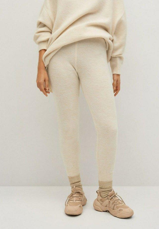 GEGANT - Pantalon de survêtement - crudo