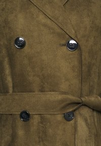More & More - COAT - Trenchcoat - olive dust - 2