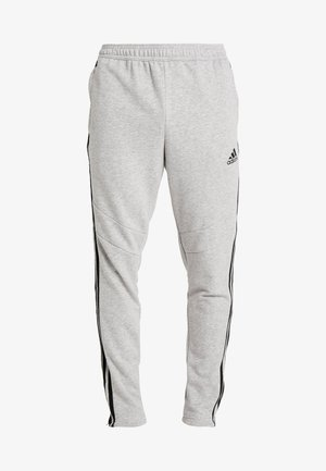 TIRO19 FT PNT - Tracksuit bottoms - medium grey heather/black