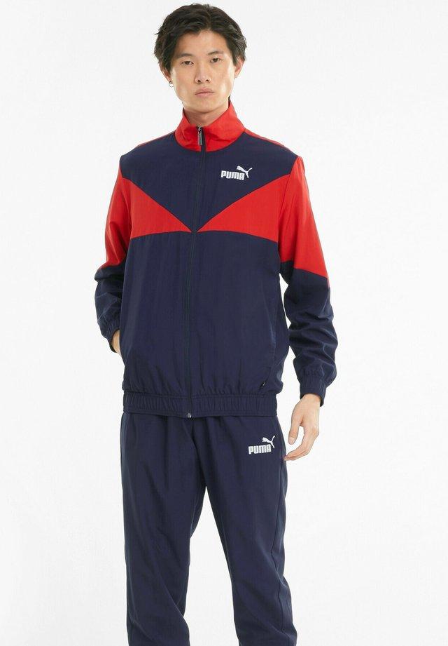 Sports jacket - peacoat