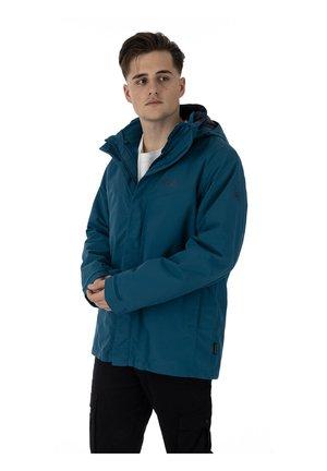 GOTLAND 2-IN-1  - Hardshell jacket - dark cobalt