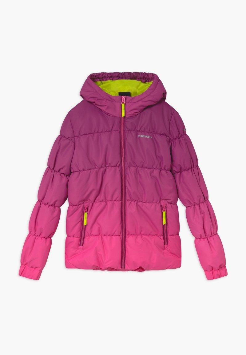 Icepeak - KIANA - Winter jacket - amethyst