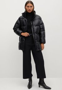 Mango - Winter jacket - schwarz - 1