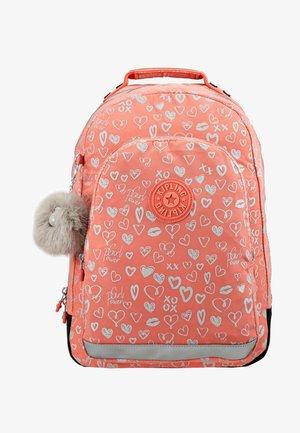 CLASS ROOM - Rucksack - hearty pink mett