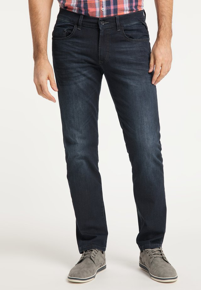 ERIC - Straight leg jeans - dark used
