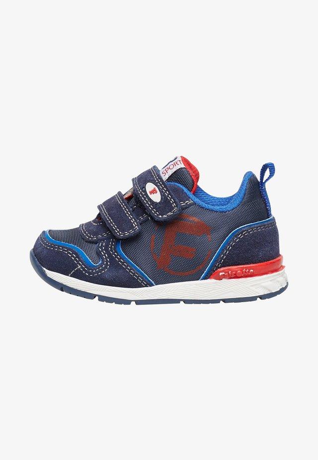 Sneakers basse - blau