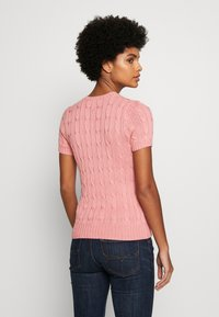 Polo Ralph Lauren - Camiseta básica - cottage rose - 2