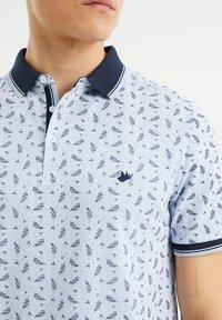 WE Fashion - Poloshirt - light blue - 4
