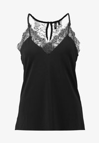 Vero Moda - VMMILLA  - Top - black beauty - 4