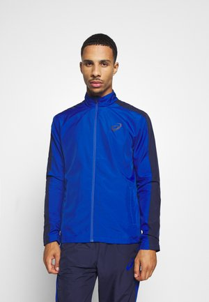LINED SUIT SET - Survêtement - asics blue/peacoat