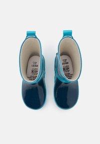 Playshoes - UNISEX - Kumisaappaat - marine/hellblau - 3