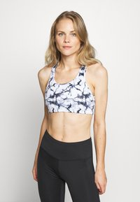 Hunkemöller - THE CLASSIC MARBLE - Top - white - 0