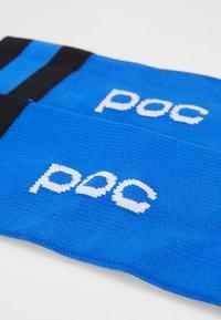 POC - ESSENTIAL MID LENGTH SOCK - Sportsocken - azurite multi blue - 2