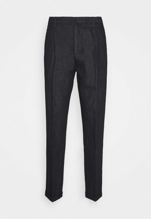 LIGHTWEIGHT BEACH PANT - Trousers - indigo