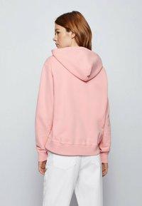 BOSS - ESQUA - Hoodie - pink - 2