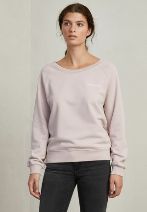 JANICE - Sweatshirt - pink romance/o-w logo
