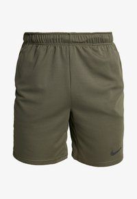 Nike Performance - SHORT TRAIN - Pantalón corto de deporte - cargo khaki/black - 4
